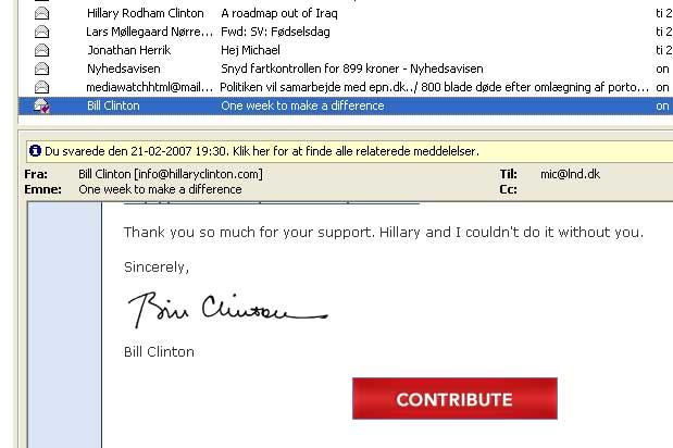 Mail fra Bill
