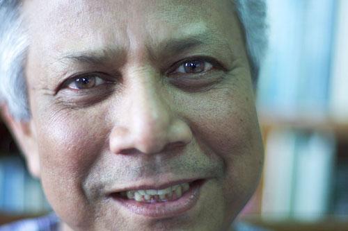 Muhammad Yunus - Nobelprisvinder og nu også politiker ...